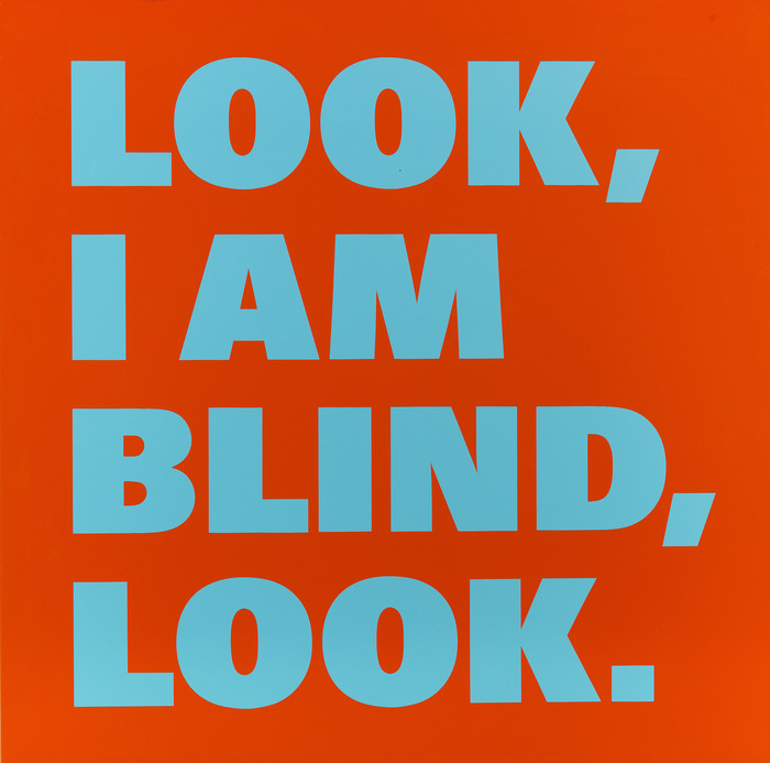 About Blindness Nr. 18, 1998/99.