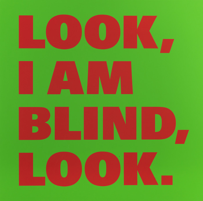 About Blindness Nr. 23, 1998/99.