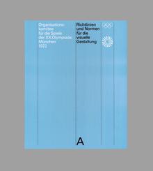 <span><span><span>Organisationskomitee für die <span><span><span>Spiele der XX. Olympiade München 1972: </span></span></span><cite>Richtlinien und Normen für die visuelle Gestaltung</cite></span></span></span>