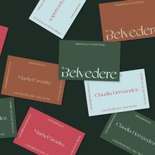 Belvedere Agency identity & website
