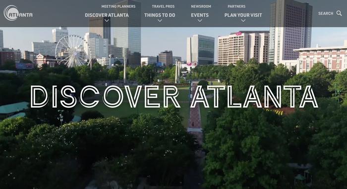 Discover Atlanta website 6