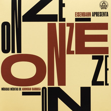Adoniran Barbosa – <cite>Onze</cite> album art