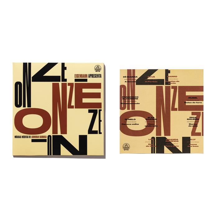 Adoniran Barbosa – Onze album art 4