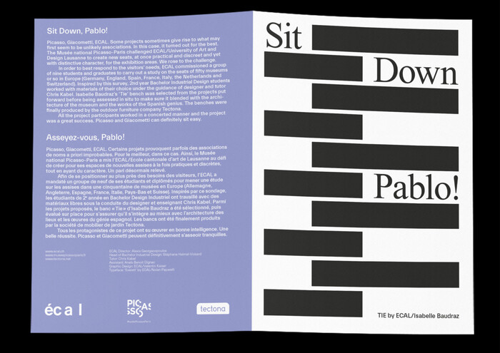 Sit Down Pablo! 2