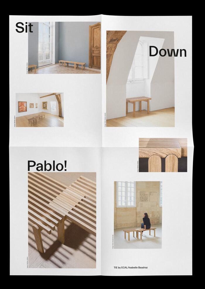 Sit Down Pablo! 1