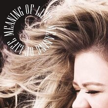 Kelly Clarkson – <cite>Meaning of Life </cite>album art