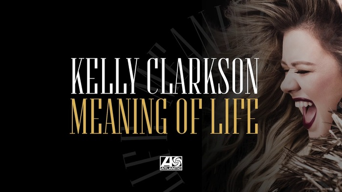 Kelly Clarkson – Meaning of Life album art 3