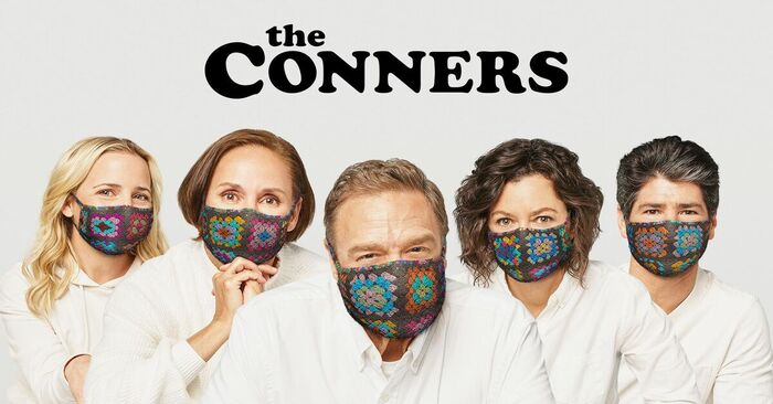The Conners (2018–) logo and titles 2