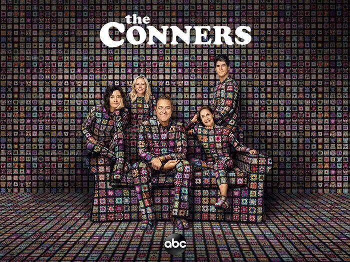 The Conners (2018–) logo and titles 3
