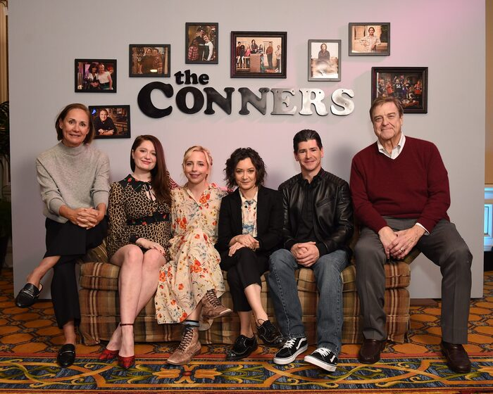 The Conners (2018–) logo and titles 4
