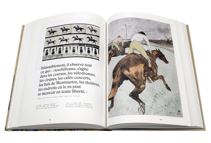 Toulouse-Lautrec at Grand Palais Paris, exhibition journal and catalog 10