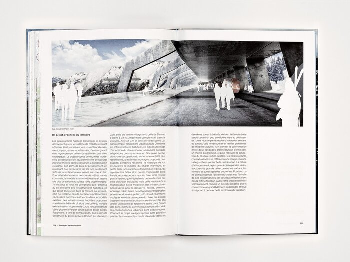 Urbanising the Alps by Fiona Pia 14
