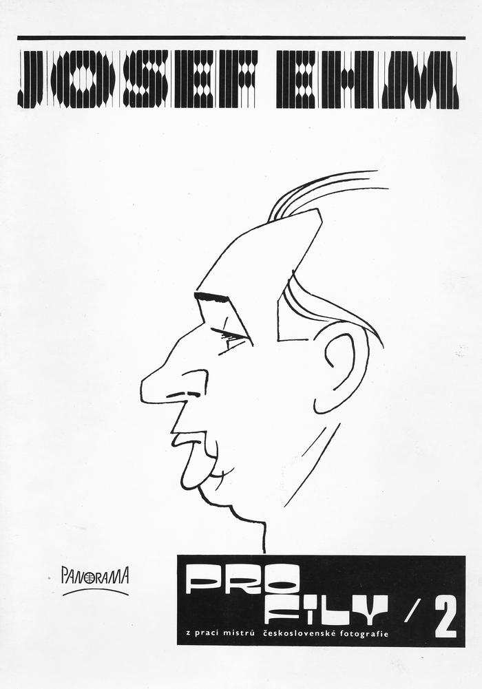 Profily z prací mistrů československé fotografie photobook series 2