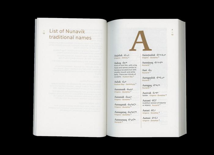 Inuktitut personal names 3