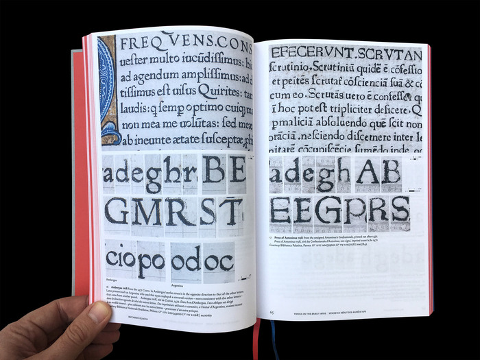 Gotico-Antiqua, proto-roman, hybrid. 15th-century types between gothic and roman 3
