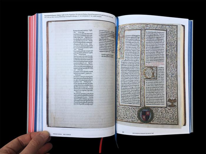 Gotico-Antiqua, proto-roman, hybrid. 15th-century types between gothic and roman 11