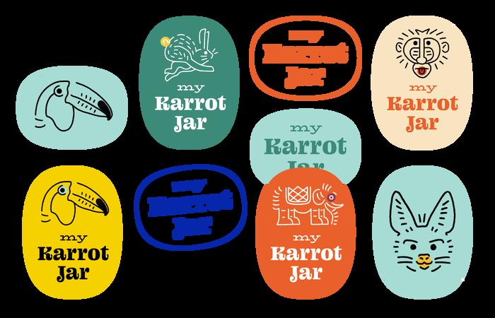 My Karrot Jar 5
