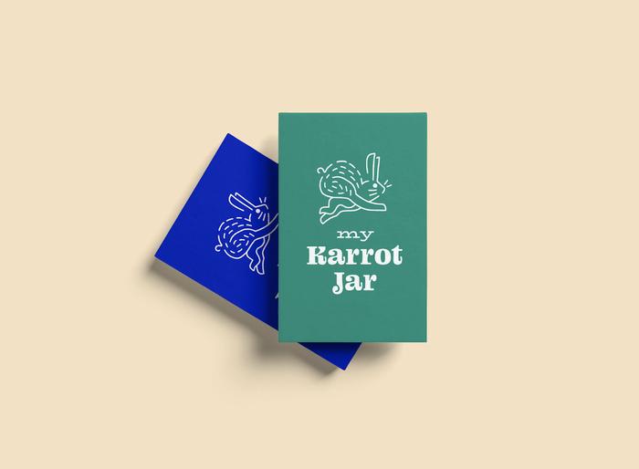 My Karrot Jar 6