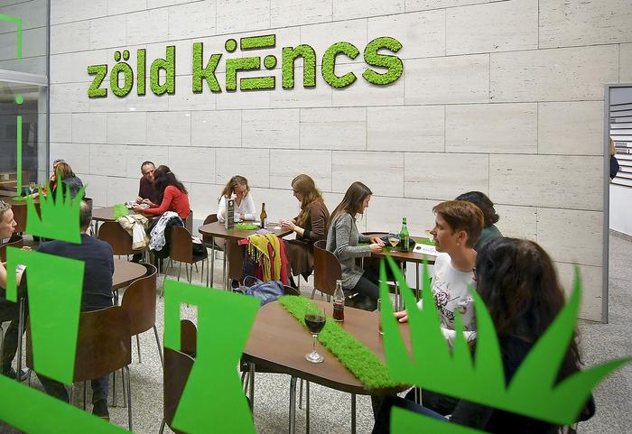 Zöld Kilincs kávézó 6