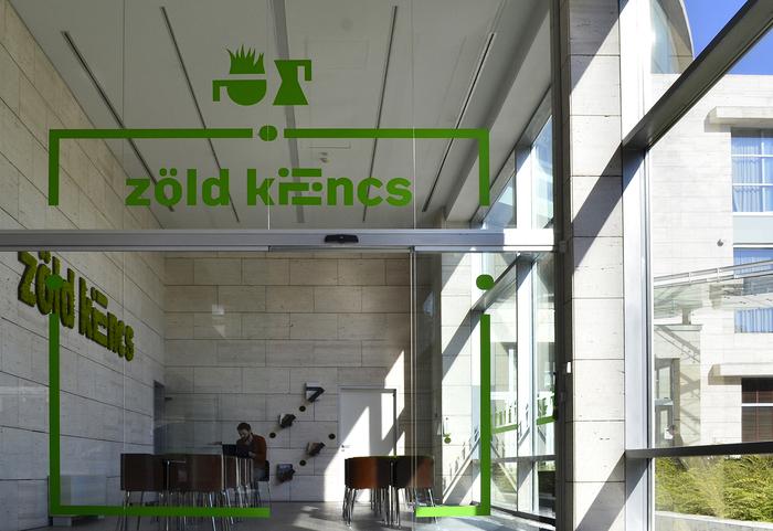 Zöld Kilincs kávézó 10