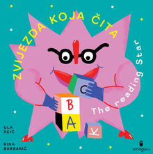 <cite>Čovječuljci / Tiny people</cite><cite> </cite>and <cite>Zvijezda koja čita / The Reading Star</cite><cite> </cite>by Ula Reić