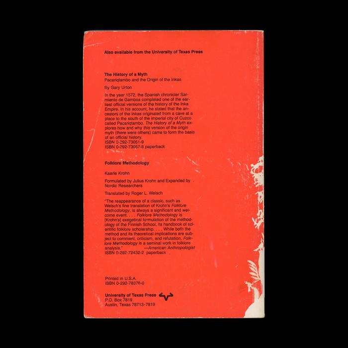 Morphology of the Folktale by Vladimir Propp 2