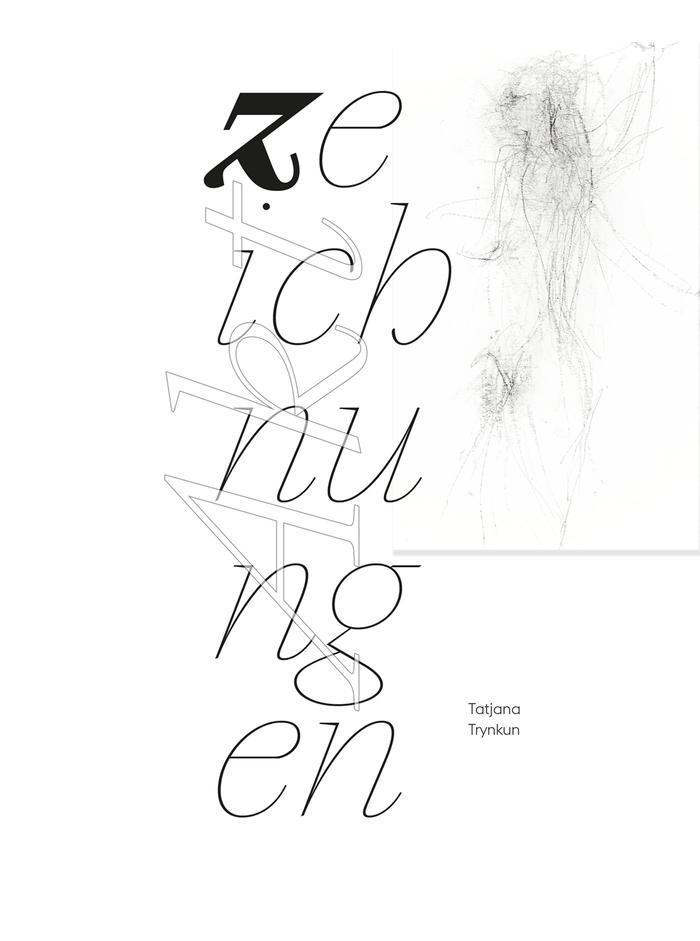 """""""Aktzeichnungen"""" poster and catalog 2"""