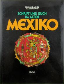 <cite>Schrift und Buch im alten Mexiko</cite>