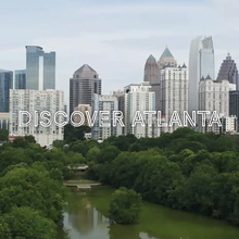 Discover Atlanta website