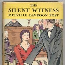 <cite>The Silent Witness</cite> by Melville Davisson Post
