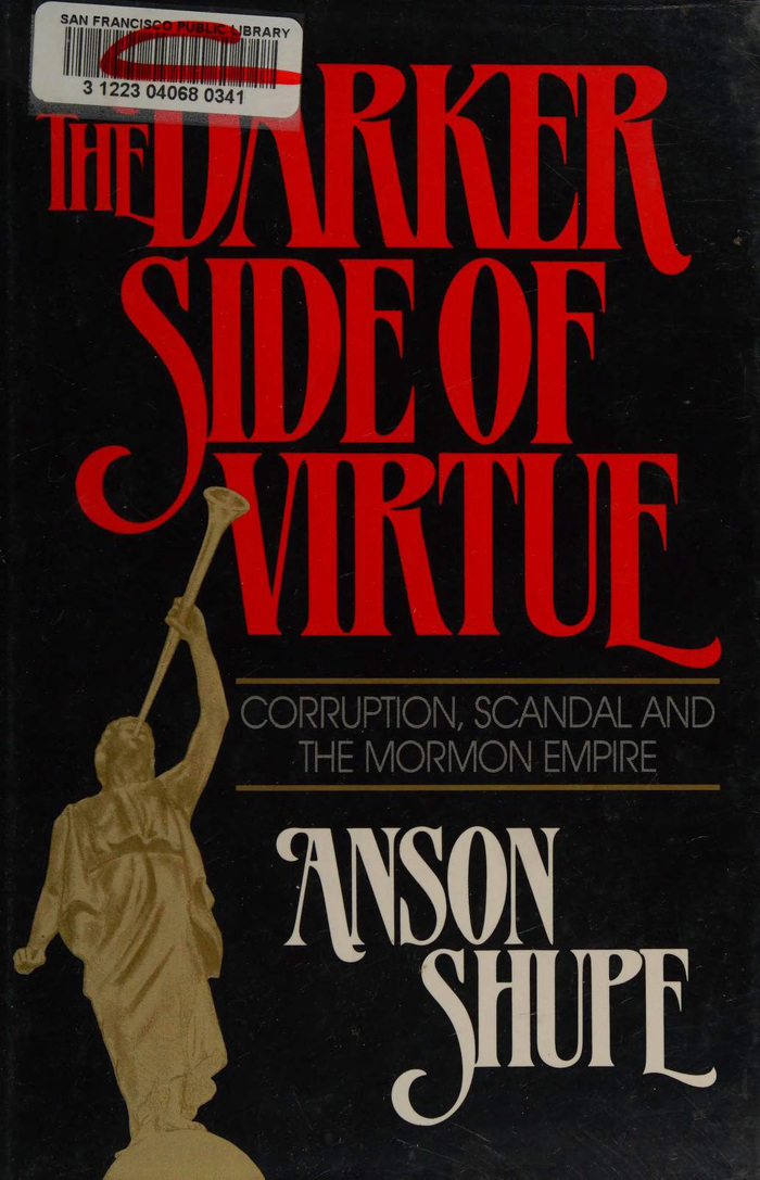 The Darker Side of Virtue 3