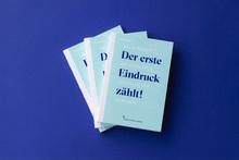 <cite>Der erste Eindruck zählt!</cite> by Sabrina Öttl