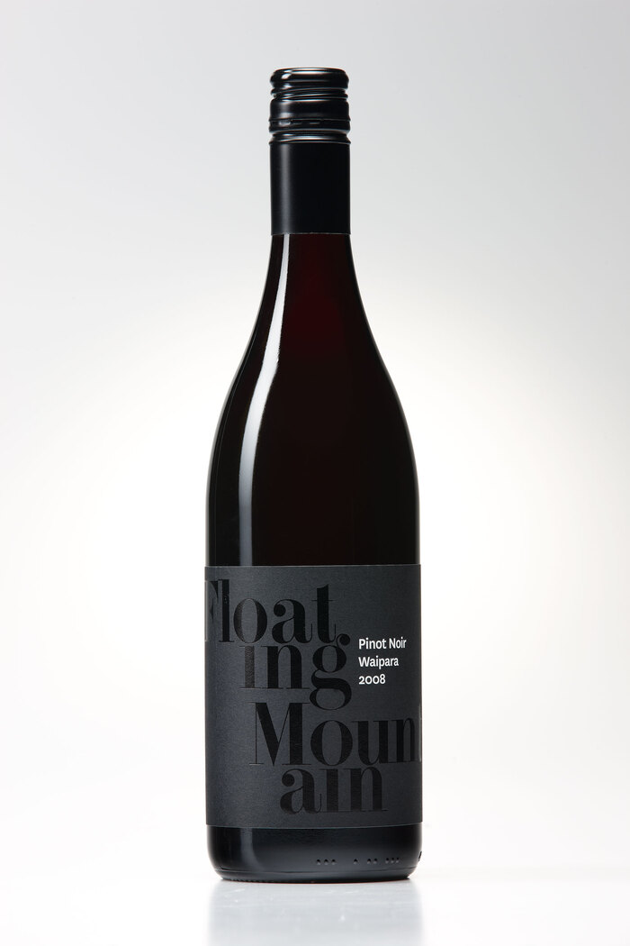 Floating Mountain label 4