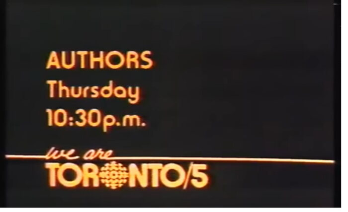 We are Toronto/5 title cards, CBC 2