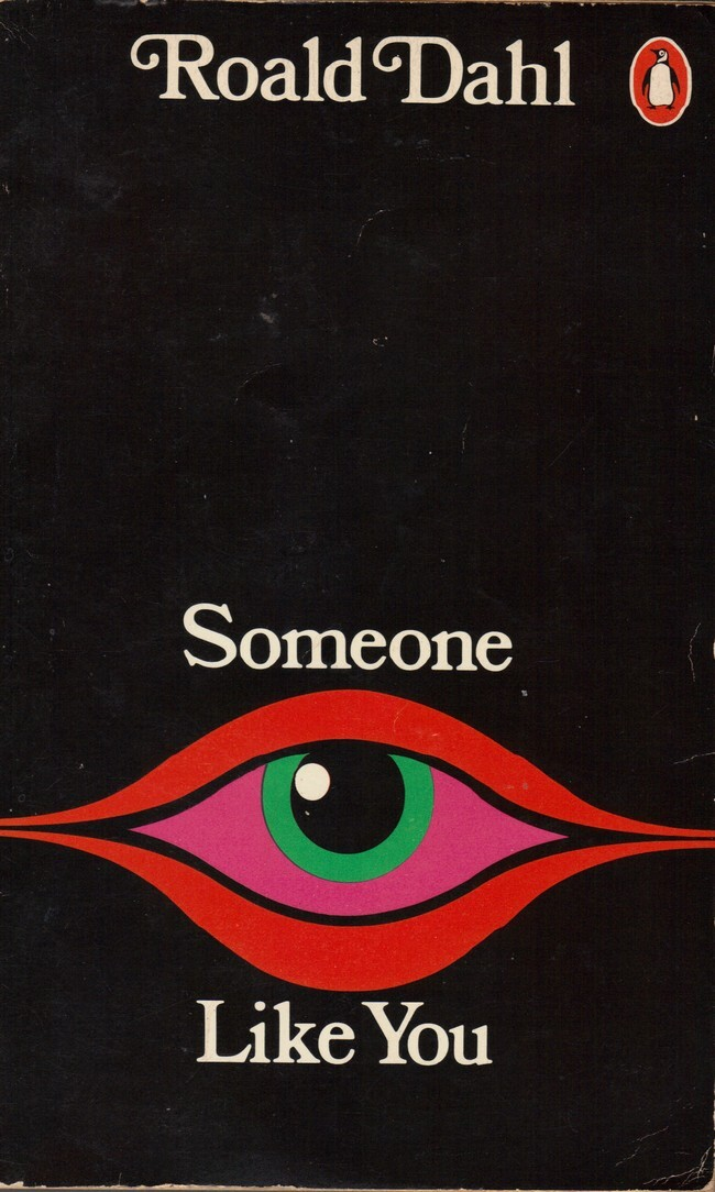 Someone Like You, Penguin Books 3074, 1982 [Goodreads]. Cover design by Omnific.
