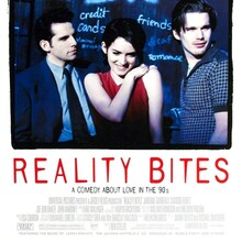 <cite>Reality Bites</cite> (1994) movie poster