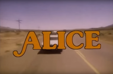 <cite>Alice </cite>TV show titles (1976–1985)