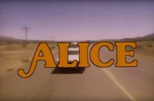<cite>Alice </cite>TV show titles (1976–1985)