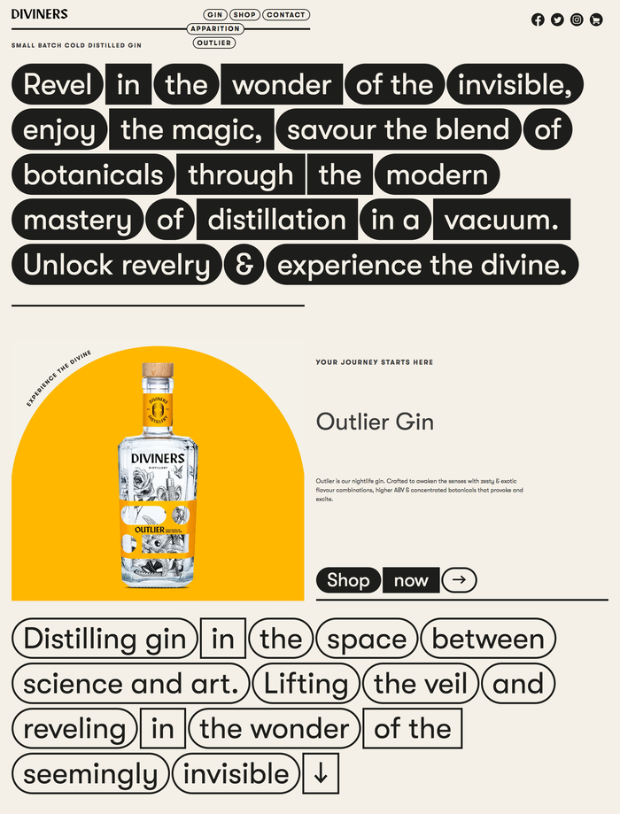 Diviners Distillery 12