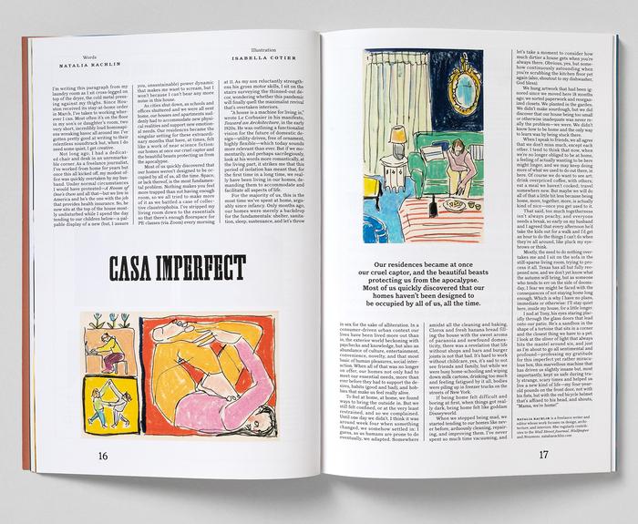 Limbo magazine, Issue 1 5
