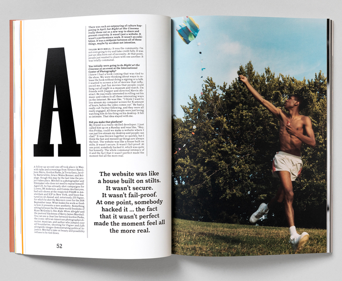 Limbo magazine, Issue 1 8
