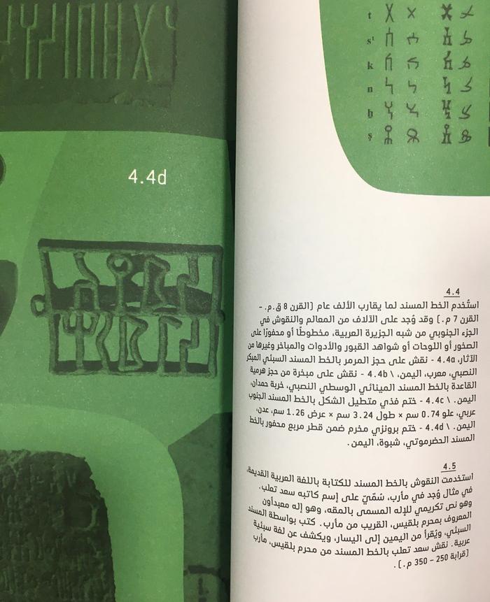 Nomadic Traces: Journeys of Arabian Scripts 24