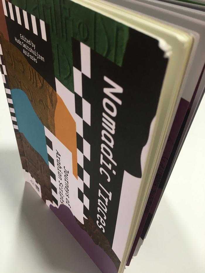 Nomadic Traces: Journeys of Arabian Scripts 20
