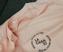 La Casa 92 Social Club Tattoo