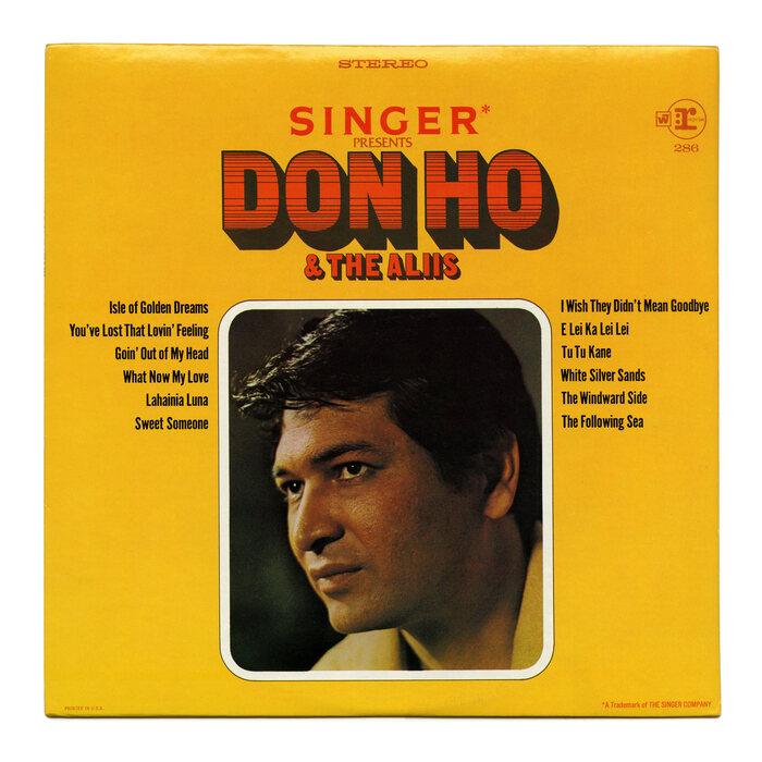 Don Ho & the Aliis album art
