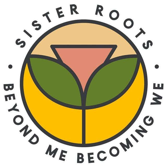 Sister Roots visual identity 2