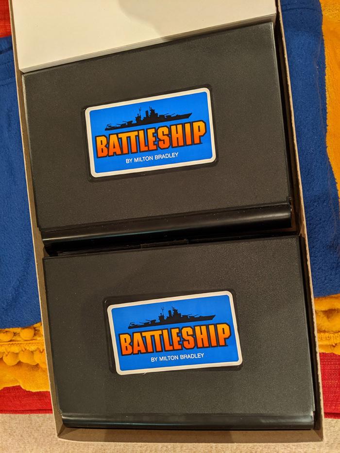 Battleship board game (1984) 5