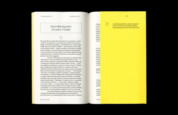 Domande a distanza 1971–2021 (ISIA Urbino) 5