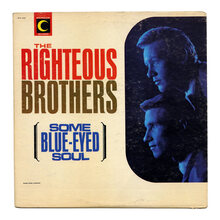 The Righteous Brothers – <cite>Some Blue-Eyed Soul</cite> album art