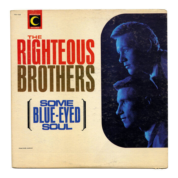 The Righteous Brothers – Some Blue-Eyed Soul album art